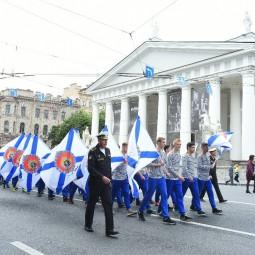 День тельняшки в Санкт-Петербурге 2018