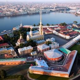 Открытие Петропавловской крепости лето 2020