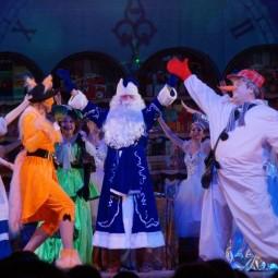 Мюзикл для детей и взрослых «Следствие ведет Снеговик  или Дело №2019»