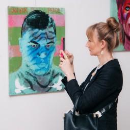 Выставка «Иконы Поп-Культуры»