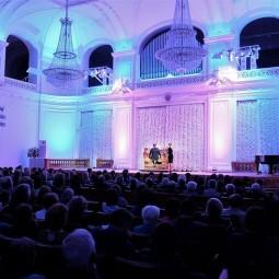 Пасхальный органный концерт