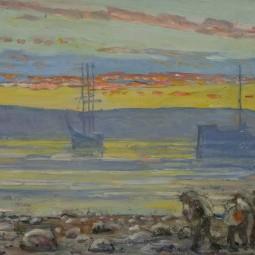 Выставка «А. И. Вахрамеев»