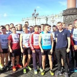 Всероссийский день бега в Санкт-Петербурге 2019