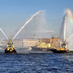 Фестиваль ледоколов 1 и 2 мая в Санкт-Петербурге 2021