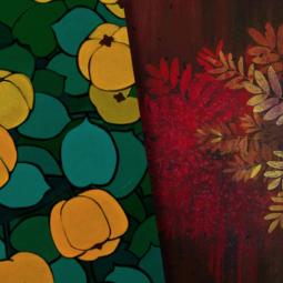 Выставка «Каждый сад говорит олюбви»