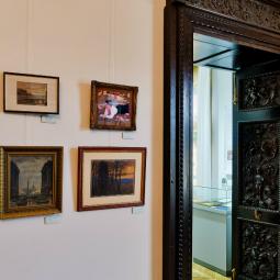 Выставка «Пётр Ганский. Возвращение»