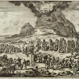 Выставка «Библия в графике Яна Лёйкена»