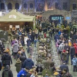 Выставка  к 75-летию полного освобождения Ленинграда