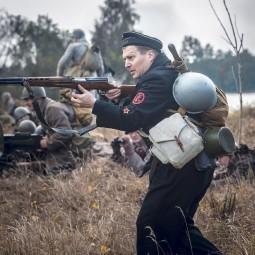 Военно-исторический фестиваль «Плацдарм Невский пятачок» 2020