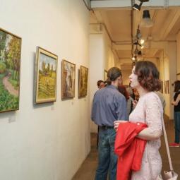 Выставки в Артмузе в октябре 2021