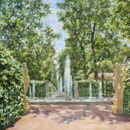 Выставка «Солнечный Петербург»