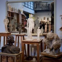 Фестиваль «Лаборатория скульптуры» 2018