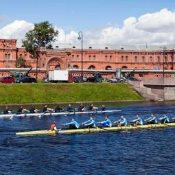 Международная регата «Золотые весла Санкт-Петербурга» 2017