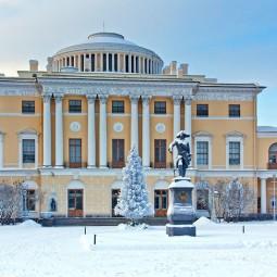 Новогодний проект «Зимний сказочный сад» в музее-заповеднике «Павловск» 2018/19