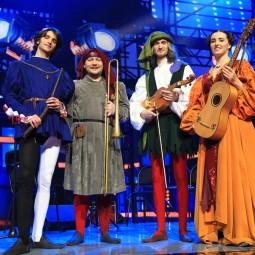 Минифестиваль музыки средних веков и возрождения
