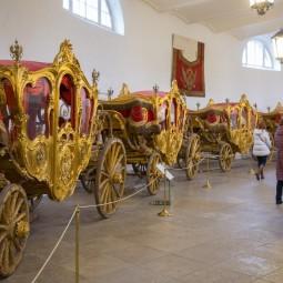 Акция в Музее-заповеднике «Царское Село» к Женскому Дню 8 Марта