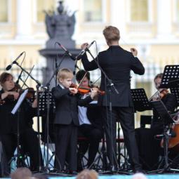 Фестиваль «Скрипка на Невском-2021»