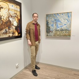 Выставка «Художники СПбГУ. Традиции и новаторство»