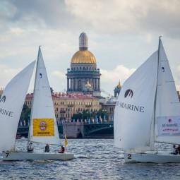 Балтийская Яхтенная неделя в Санкт-Петербурге 2017