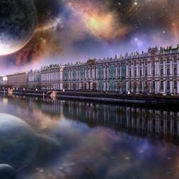 Концерт «Классика в темноте: Космический Петербург»