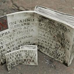 Выставка «Книга скульптура»