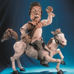 Выставка «100 лет театру Деммени. Впервые в России и Европе»