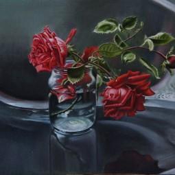 Выставка «Елена Оганезова, Арменак Оганезов. Скульптура, живопись, графика»