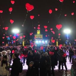 День Святого Валентина в парке Сказок 2018