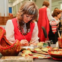 Выставка народных художественных промыслов и ремесел 2020