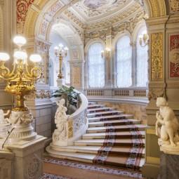 Экскурсия «Во Владимирский дворец ночью!»