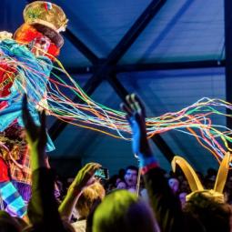 Фестиваль Старкон Хэллоуин 2019