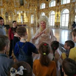 Детская программа «Семейный воскресник в Царском Селе»