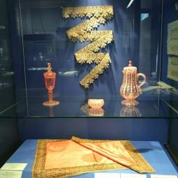 Выставка «Фантазии в нитях. Кружево и стекло Западной Европы XVI-XIX веков»