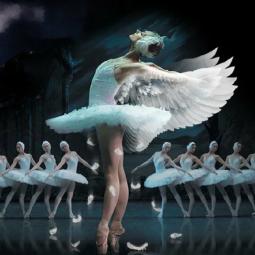 Лебединое озеро. Премьера классического балета с видеоэффектами