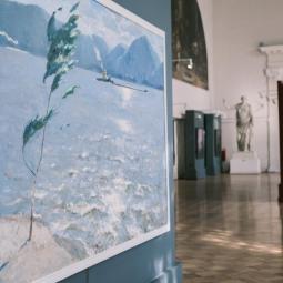 Выставка дипломных работ выпускников Санкт-Петербургской Академии художеств им. Ильи Репина