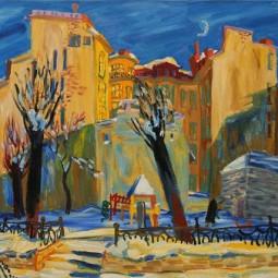 Выставка группы  «Безнадежные живописцы»