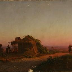 Выставка  «Айвазовский в Гатчинском дворце»