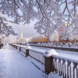 Подборка событий на новогодние праздники в Санкт-Петербурге с 30 декабря по 8 января 2019