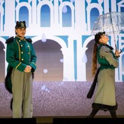 Премьера оперы для детей «Дворцовые стражи» в Эрмитажном театре