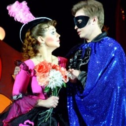 Спектакль-оперетта «Принцесса цирка»