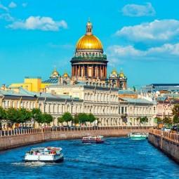 Обзорная экскурсия по Санкт-Петербургу 2020