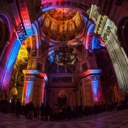 Музыкально-световое представление в Исаакиевском соборе