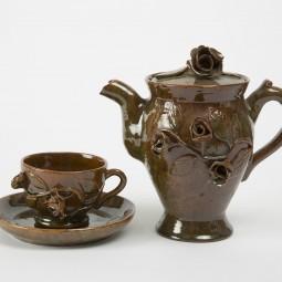 Выставка «Чай и кофе с церемониями и без»