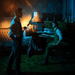 Премьера Иммерсивное шоу «Вернувшиеся» осень 2020