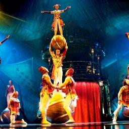 Цирк «Cirque Du Soleil» 2016