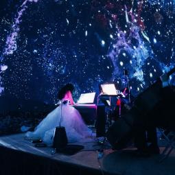 Концерт «Бах вПланетарии»