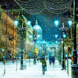 Топ -10 интересных событий в Санкт-Петербурге на выходные 12 и 13 декабря 2020