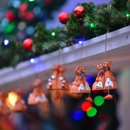 Новогодняя и Рождественская  ярмарка на Елагином острове 2016