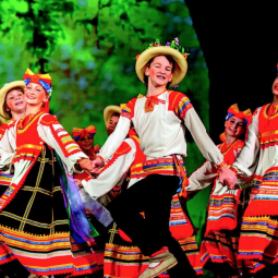 Национальная премия по народному и фольклорному танцам 2018