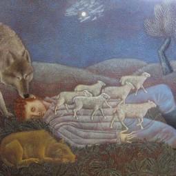 Выставка  «Освещенные луной»